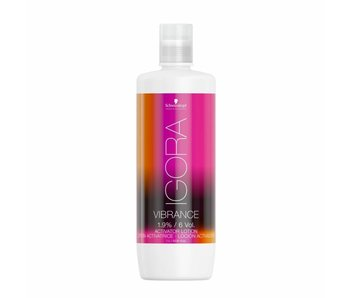 Schwarzkopf Igora Vibrance Lotion Developer 1,9% - 6Vol