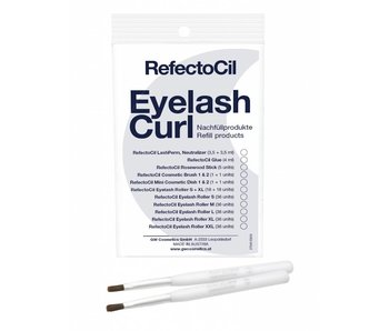 Refectocil  Eyelash Curl Cosmetic Brush - 2 stuks