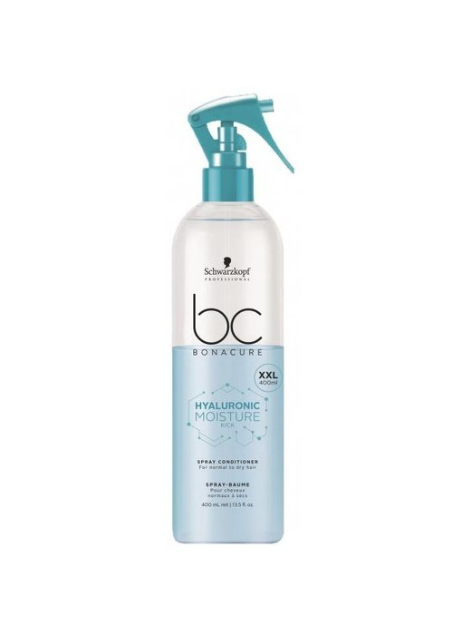 Schwarzkopf BC Hyaluronic Moisture kick Spray conditioner 400ml