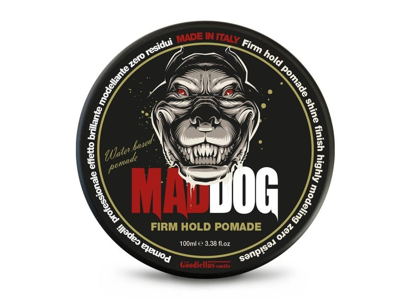 The Goodfellas Smile Maddog Firm Hold Pomade 100ml