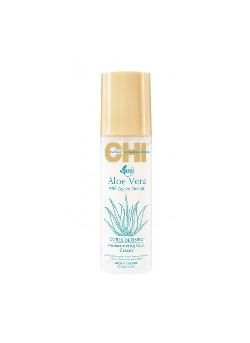 CHI  Aloe Vera Moisturizing Curl Cream 147ml