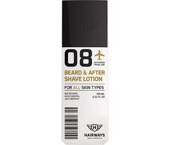 HAIRWAYS 08 - Beard & After Shave Lotion - 100 ml