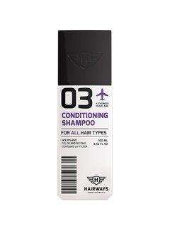 HAIRWAYS 03 - Conditioning Shampoo - 100 ml