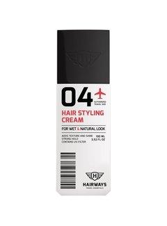 HAIRWAYS 04 - Hair Styling Cream - 100 ml