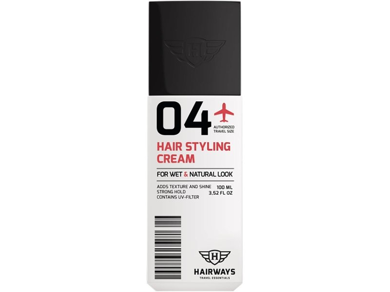 HAIRWAYS 04 - Hair Styling Cream - 100 ml