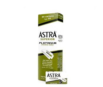 Astra Double Edge Blades 20x5