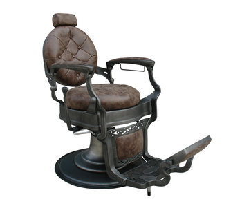Mirplay Barberchair Clint Vintage Brown