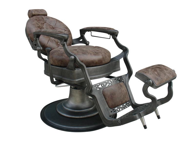 Mirplay Barberchair Wayne Vintage Brown