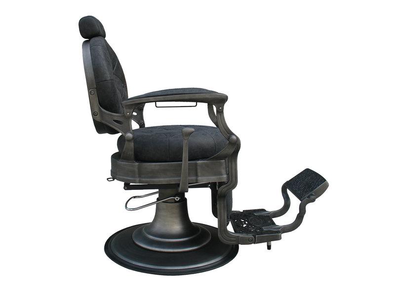 Mirplay Barberchair Clint Vintage Grey