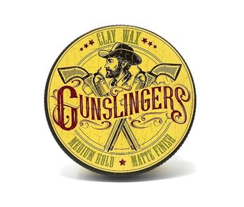 Gunslingers Clay Wax 75ml