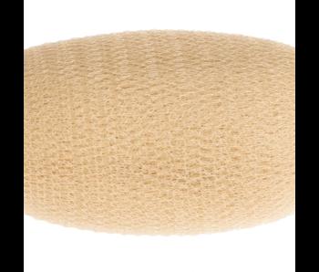 Sibel Opvul knot ovaal blond 11 cm