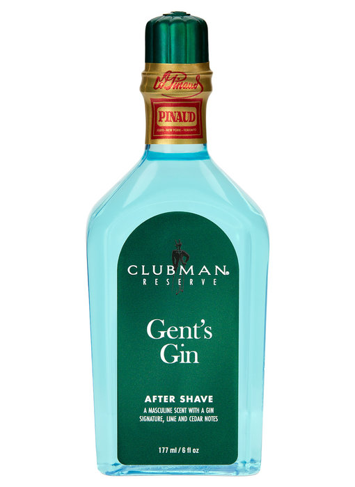 Clubman Pinaud Gent's Gin 177ml