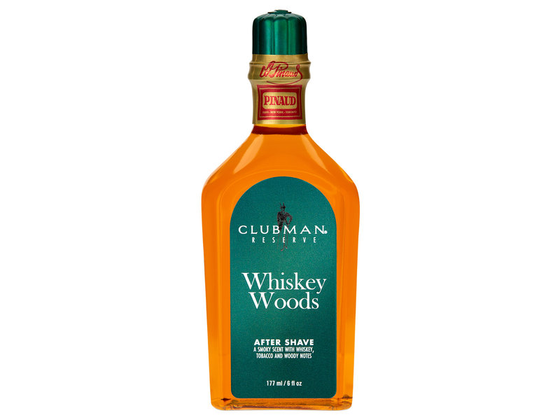 Clubman Pinaud Whiskey Woods 177ml