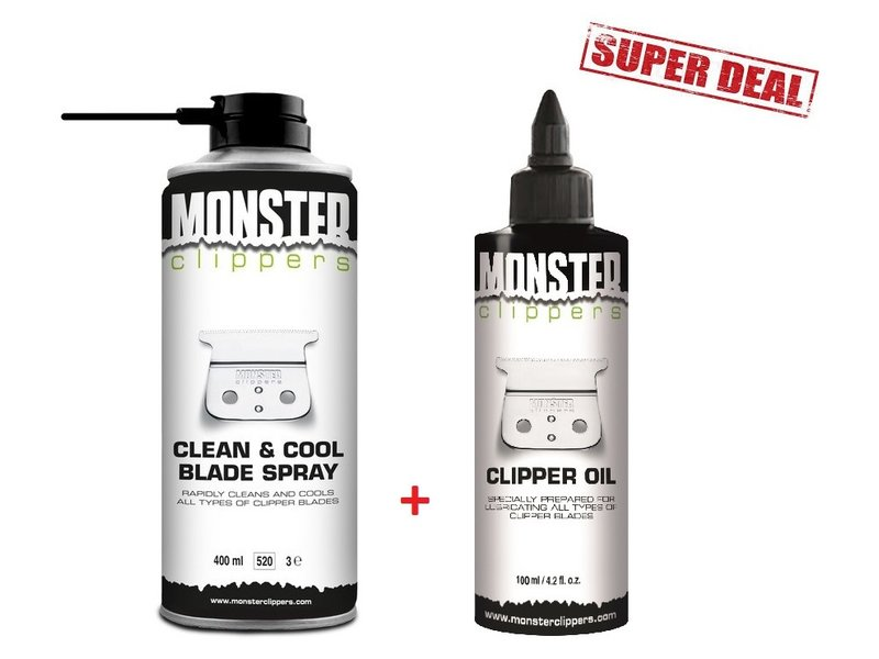 Monster Clippers Care Package