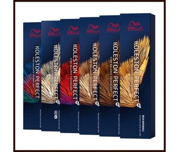 Wella Koleston Haarverf 60ml kleurnummers 8/ t/m Mix