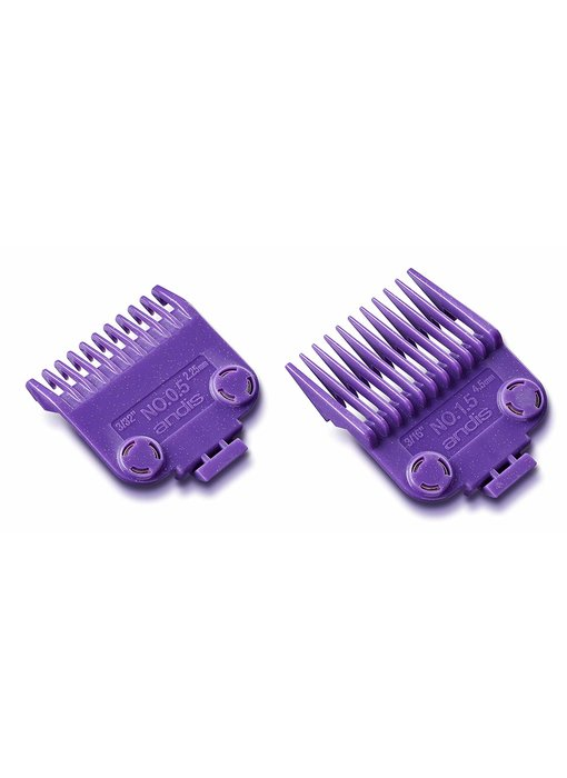 Andis Master Magnetic Comb Set 2,25-4,5mm