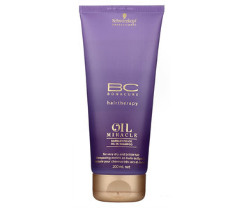 Schwarzkopf BC Barbary Fig Oil Oil-In Shampoo 200ml