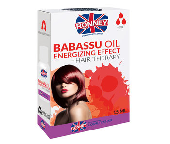 RONNEY Babassu Oil Energizing Effect Olie 15ml