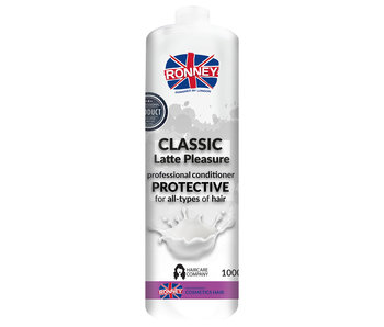 RONNEY Conditioner Classic Latte Pleasure Protective 1000ml