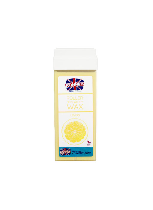 RONNEY Ontharing Wax Patroon Lemon 100ml