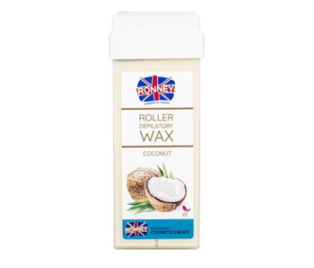 RONNEY Ontharing Wax Patroon Coconut 100ml