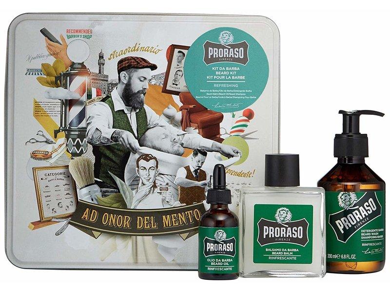 Proraso Beard Kit Refreshing