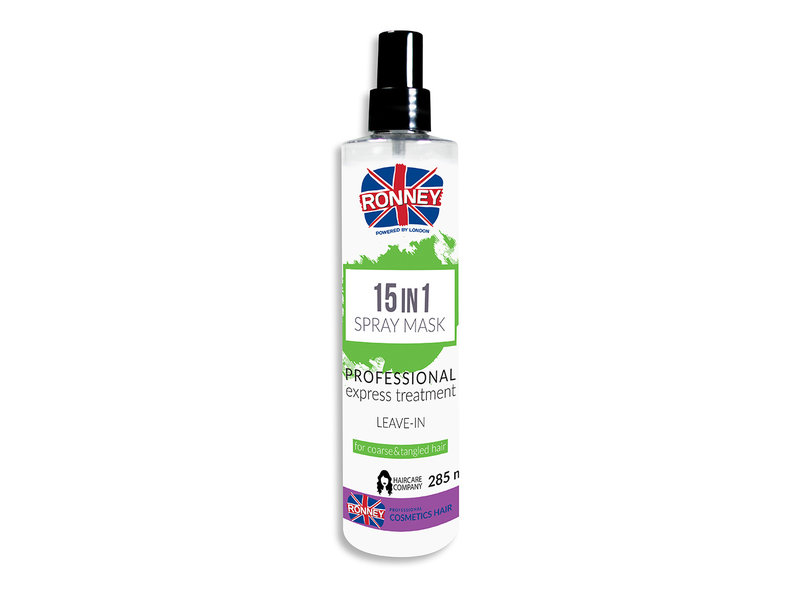 RONNEY 15 in 1 Spray Mask Leave in 285ml