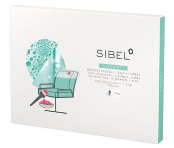 Sibel Clean all stoelhoes 100 st.