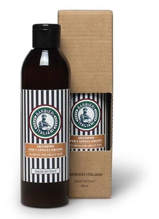 Barbieri Italiani Shampoo for Greasy Hair 250ml