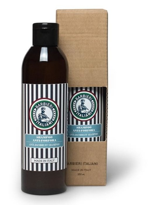 Barbieri Italiani Anti Dandruff Shampoo 250ml