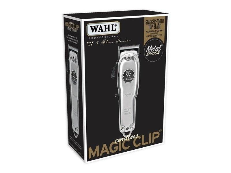 Wahl 5-Star Magic Clip Cordless METAL EDITION