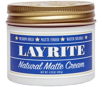Layrite Original Natural Matte Cream 120g