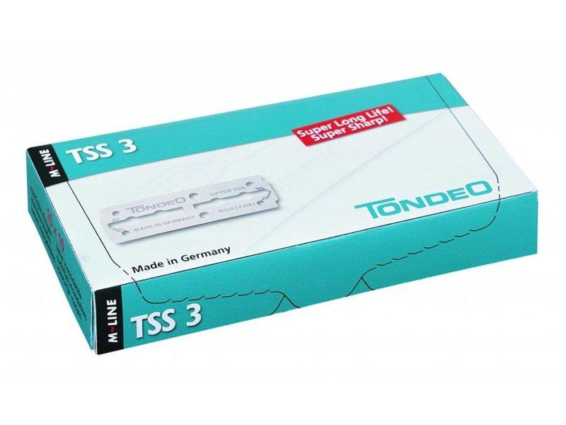 Tondeo  TSS3 navulmesjes 100 stuks