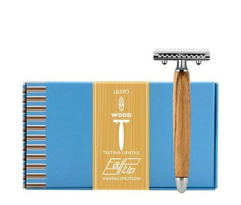 Fatip Double Edge Razor Wood 42131