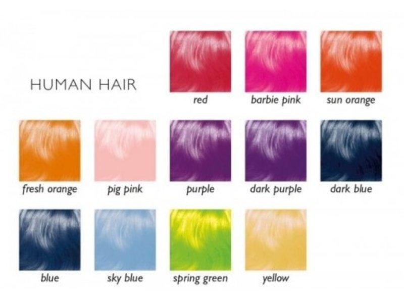 Balmain Fill-in Straight Fantasy Human Hair Extensions 45 cm ( gaat uit assortiment)
