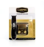 CARMIC  D8 Slimline Gold Blade