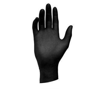 Abena Handschoenen Nitril Zwart Poedervrij