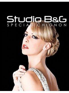 Studio B&G Special Chignon Opsteekkapsels Modellenboek