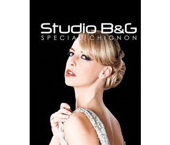 Studio B&G Special Chignon Opsteekkapsels