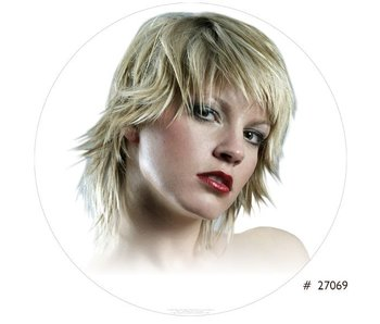 Trend Design Deco Pad Dame Kort Blond #27069