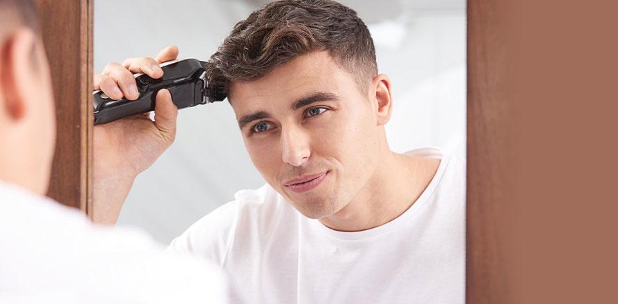 How to: thuis het haar van je man knippen
