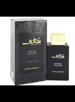Swiss Arabian SHAGHAF OUD ASWAD Eau de Perfume 75ml