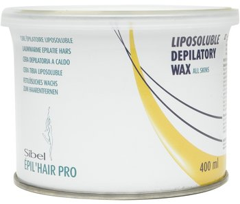 Sibel Lauwwarme Epilatie Hars voor alle huidtypen 400ml