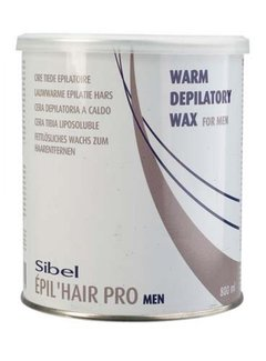 Sibel Lauwwarme Epilatie Hars voor MEN 800ml