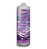 RONNEY Anti-Yellow Pigment Shampoo Silver Power 1000ml