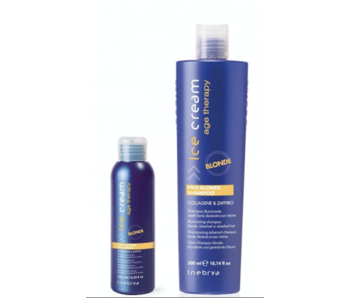 Inebrya Age Therapy Pro-Blonde Shampoo