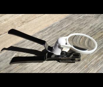 Sibel Nagelknipper met draaibare kop en vergrootglas