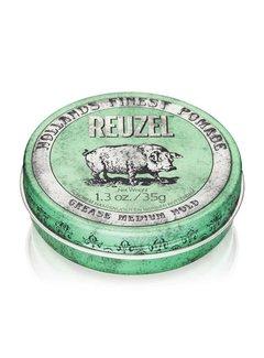 Reuzel Pomade Green Medium Hold 35gr