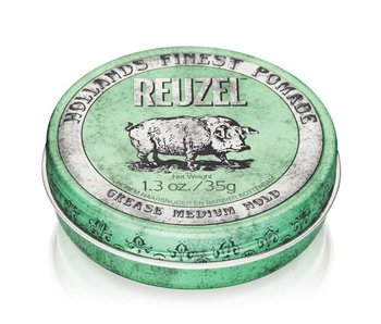 Reuzel Pomade Green Medium Hold 35gr