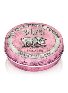 Reuzel Pomade Pink Heavy Hold 35gr